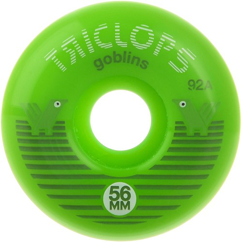 Triclops Goblin 56mm 92a 輪子/滑板《 Jimi 》