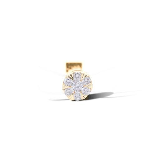 Ring Imagine round diamond