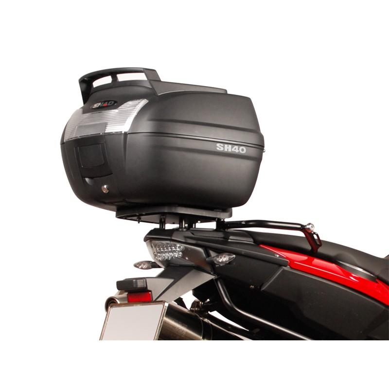 【老虎摩配】 西班牙 SHAD SH-40 摩托車後行李箱 漢堡箱 CARG 上貨架需另購