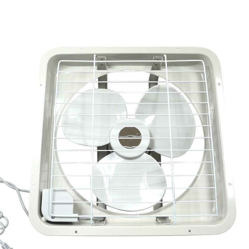 紅梅子通風電扇(免運) 吸排兩用 排風扇 排風機 抽風機 台灣製造【AQ505A-E】