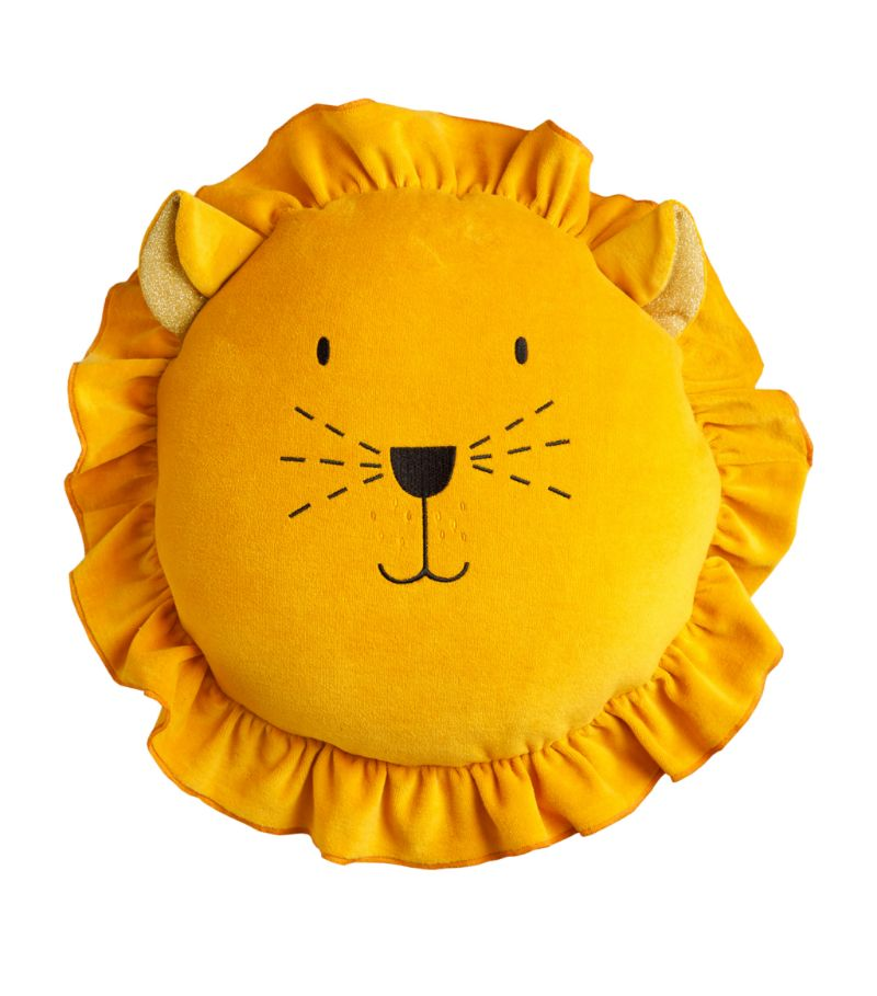 Wigiwama Lion Toy Cushion (35Cm X 35Cm)