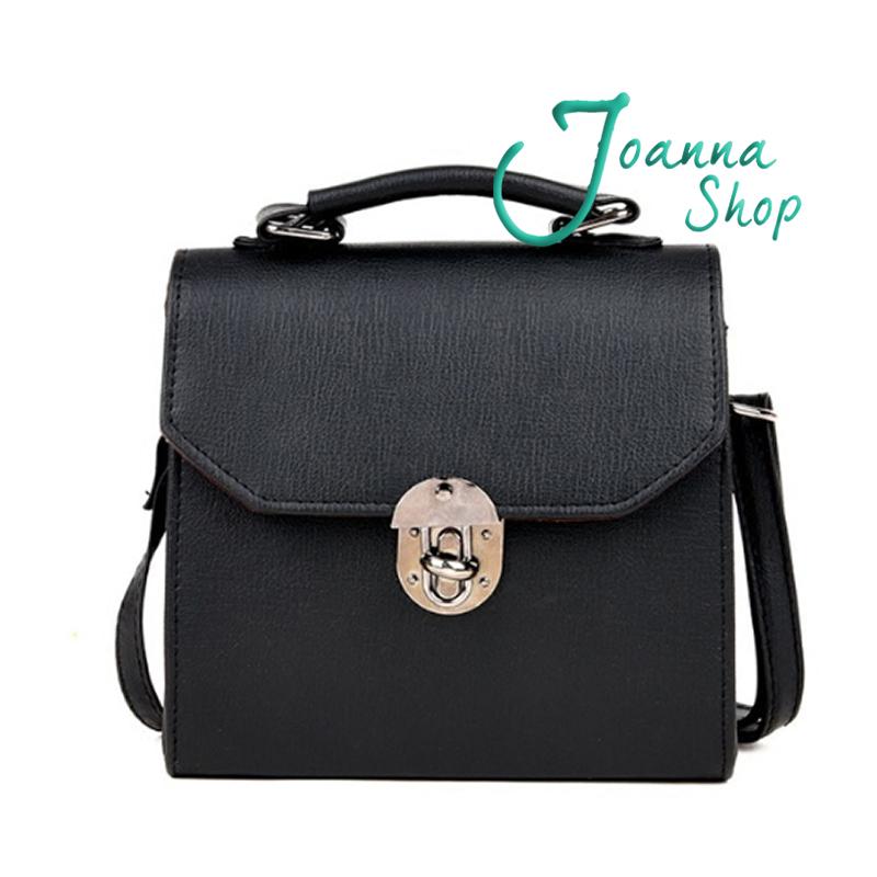 美美新款時尚復古手提斜背包3-Joanna Shop