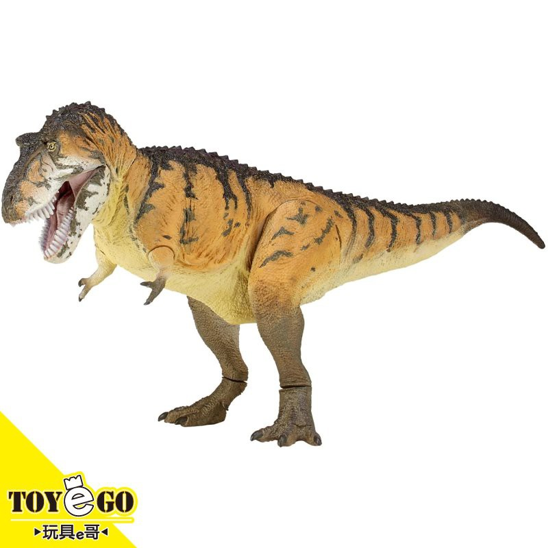 海洋堂軟膠可動系列Sofbi Toy box 018A 暴龍 代理 玩具e哥 00338
