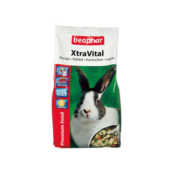 beaphar樂透-超級活力成兔飼料1kg(80280102
