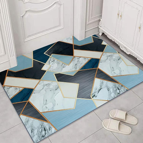家用地毯進門地墊防滑腳墊入門墊滿鋪廚房免洗大面積客廳臥室床邊【白嶼家居】