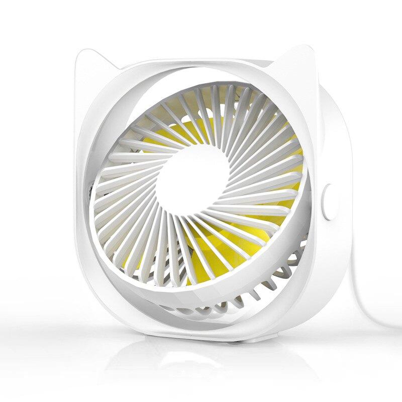 新款風扇 創意迷你小風扇 usb電風扇學生宿舍桌面便攜式