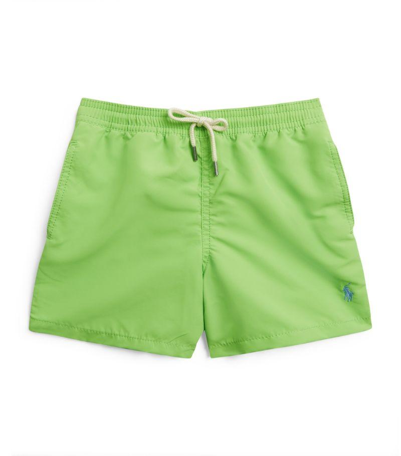 Ralph Lauren Kids Emblem Swim Shorts (5-7 Years)