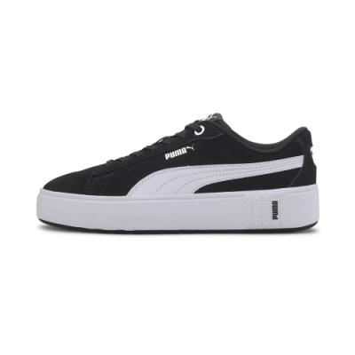 【PUMA官方旗艦】PUMA Smash Platform v2 SD 休閒鞋 女性 37303704