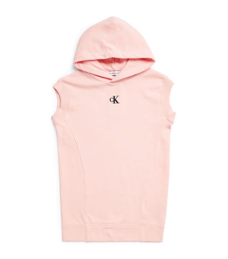 Calvin Klein Kids Micro Logo Hoodie (4-16 Years)