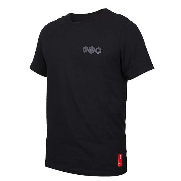 Nike AS KI M Dry Tee Logo 2 男 黑 訓練 運動 慢跑 短袖 CV2061-010
