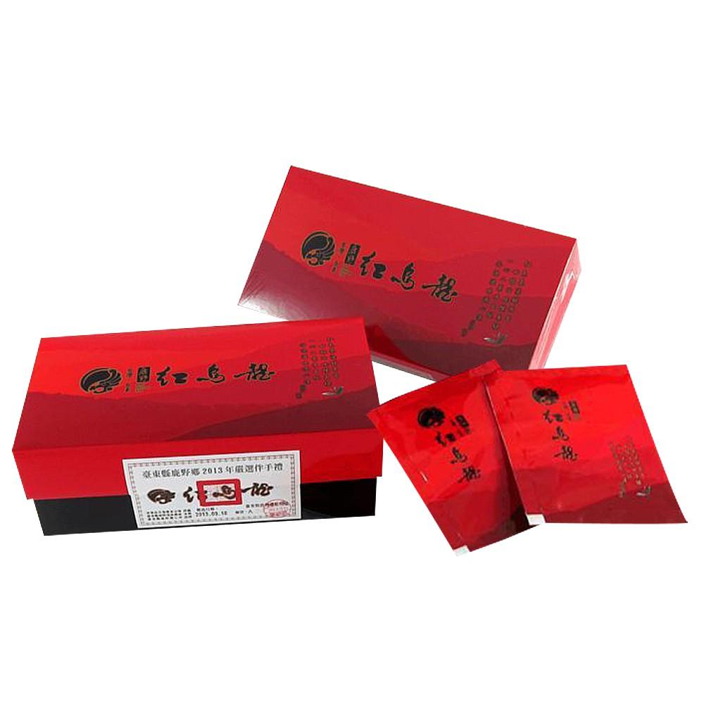 【鹿野農會】紅烏龍茶包-2.5g-30入-盒(1盒組)