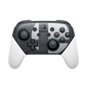 (特仕版)任天堂 Nintendo Switch 任天堂明星大亂鬥 Pro 控制器(明星大亂鬥特別版)