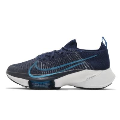 Nike AIR ZOOM TEMPO NEXT% FK 男慢跑鞋-藍-CI9923401