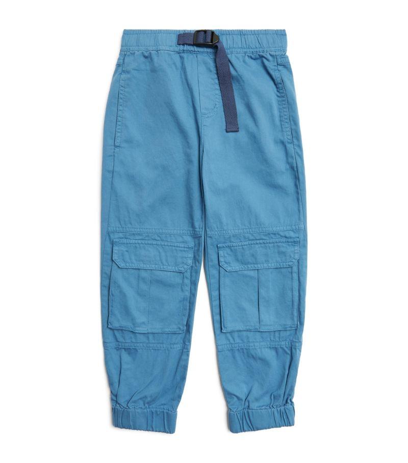 Stella Mccartney Kids Buckle Cargo Trousers (3-14 Years)