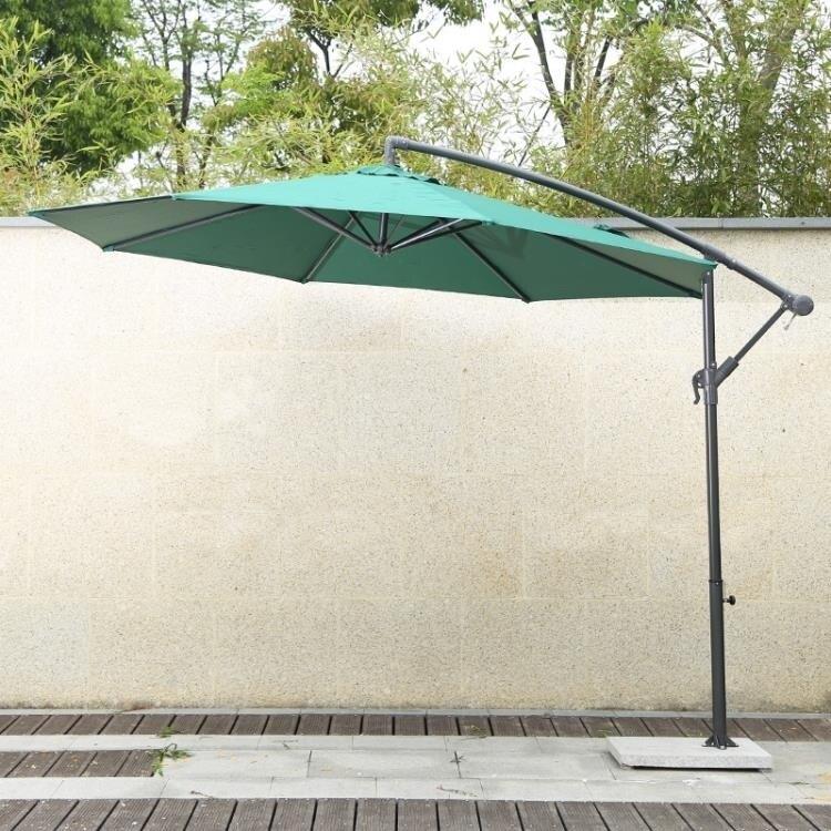 遮陽傘戶外庭院傘露天擺攤大傘太陽傘室外傘花園羅馬傘陽台戶外傘