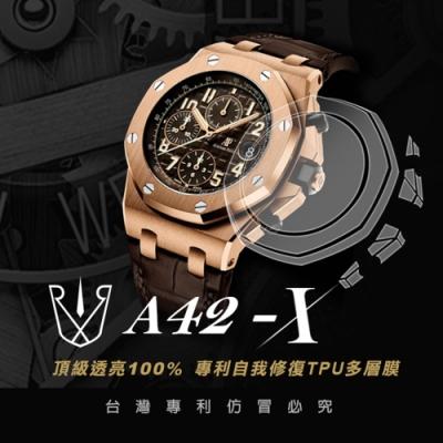RX8-X 愛彼AUDEMARS PIGUET 鏡面、外圈 系列腕錶、手錶貼膜