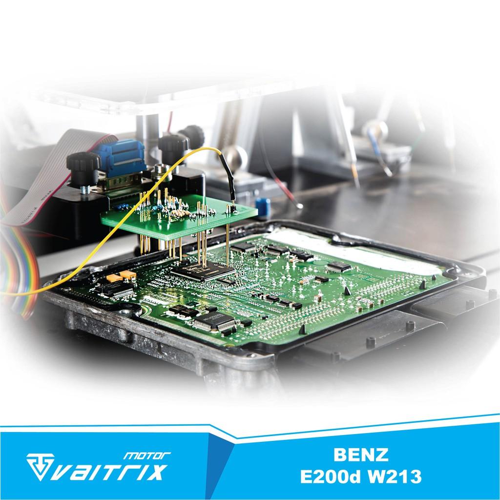 【VAITRIX】BENZ E200d W213 晶片刷電腦內寫 引擎動力升級一二三階Stage123 客製化特調馬力