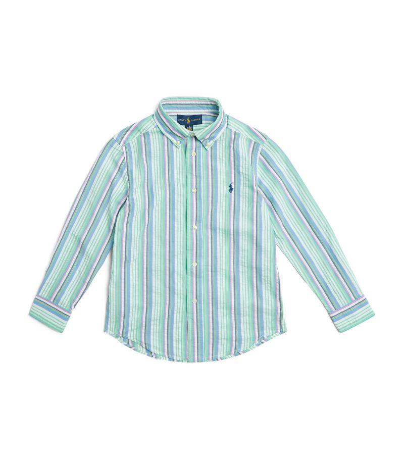 Ralph Lauren Kids Striped Shirt (5-7 Years)