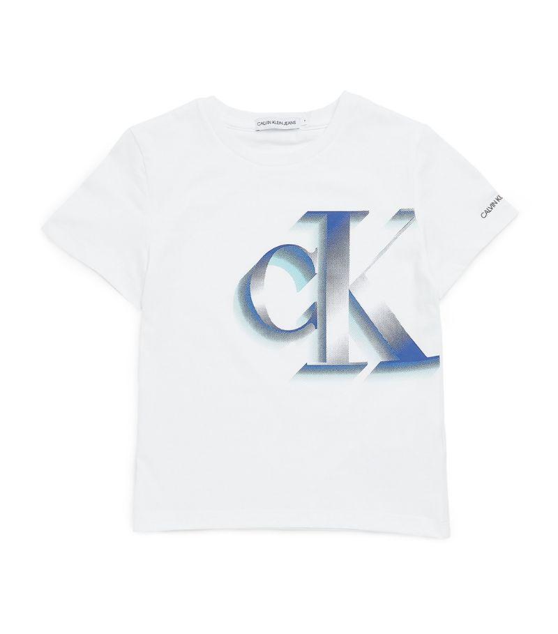 Calvin Klein Kids Monogram T-Shirt (4-16 Years)