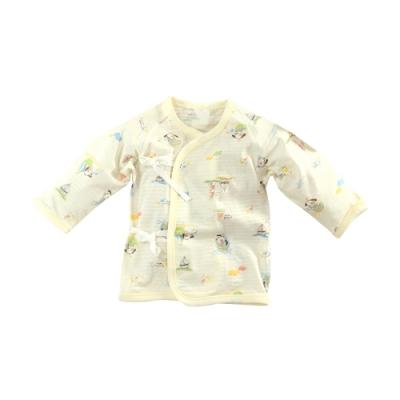 魔法Baby 嬰兒肚衣 台灣製春夏薄款純棉護手肚衣 b0339
