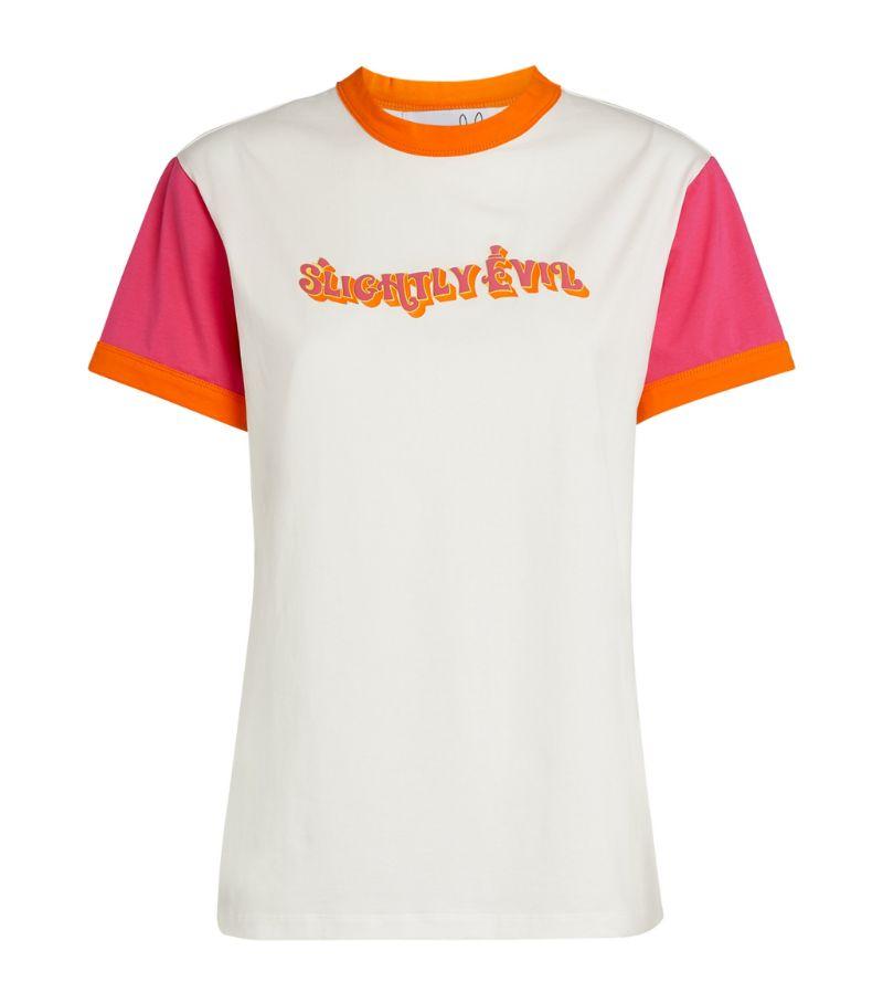Natasha Zinko Slogan T-Shirt