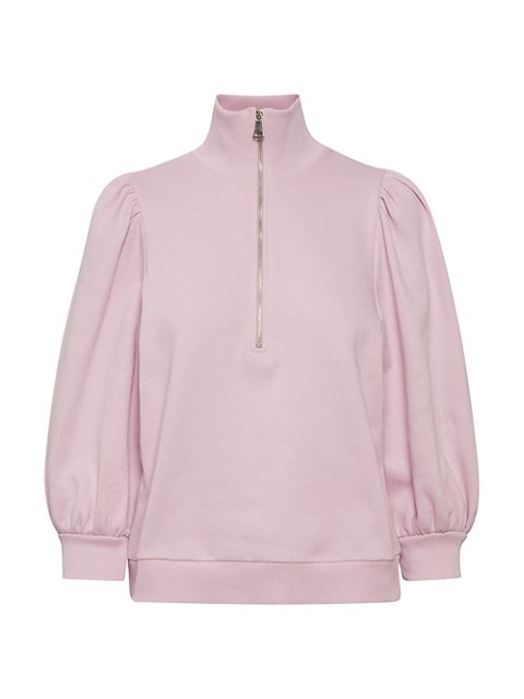 Nankita Puff Sleeve Sweatshirt