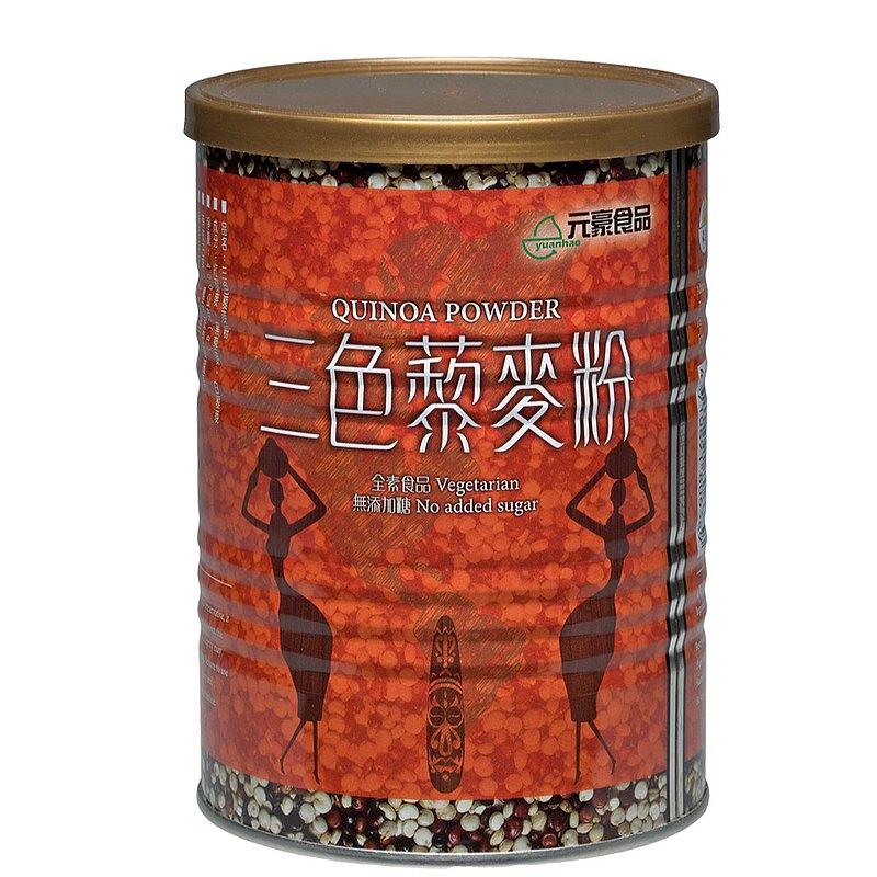 三色藜麥粉 400g (無糖)