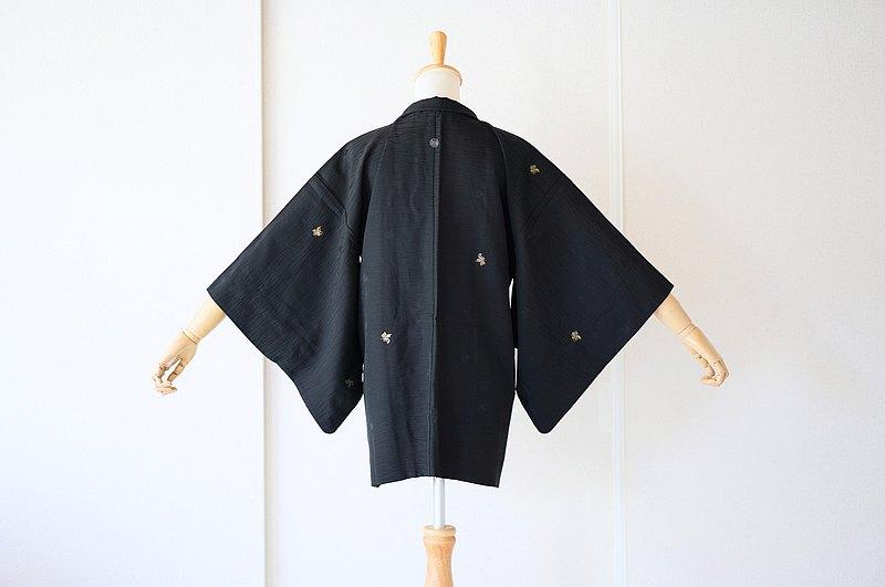老式和服外套,豪利,日本和服/ 4616
