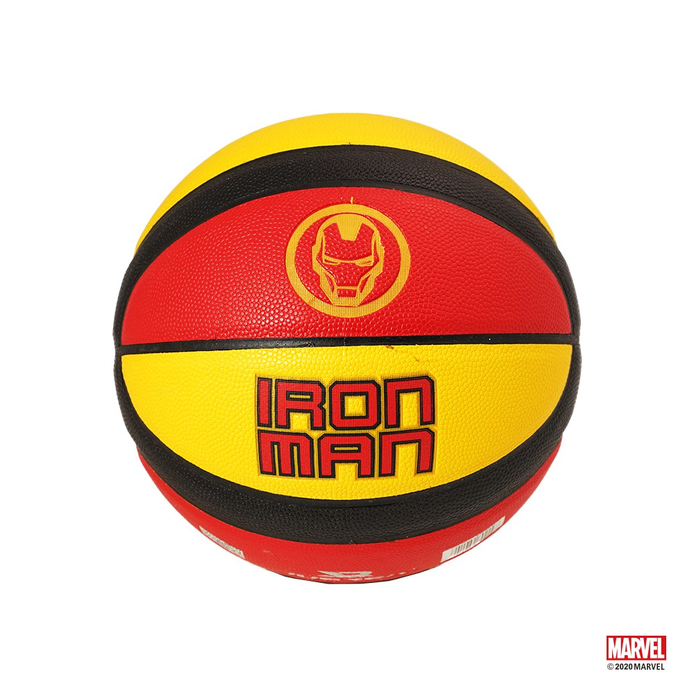 MARVEL漫威籃球 7號球 鋼鐵人 七號球 7號球 標準球【官方授權】[22190249]