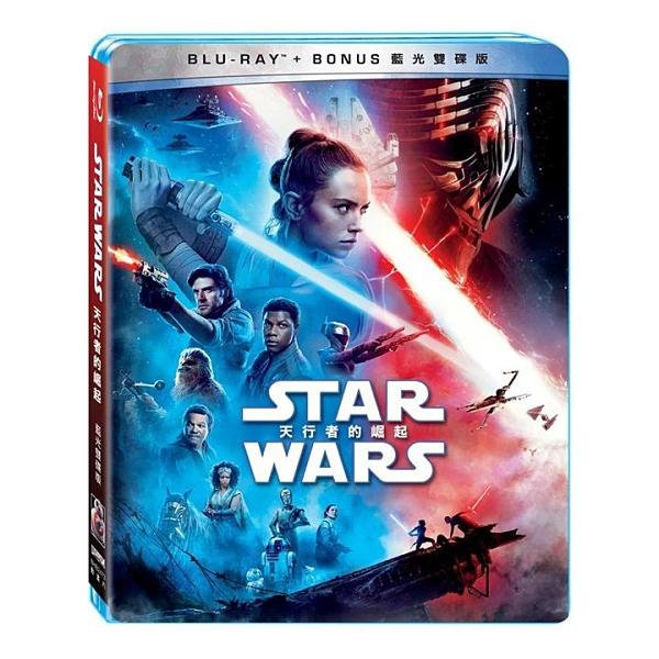 藍光BD - Star Wars: 天行者的崛起雙碟版 (2碟)