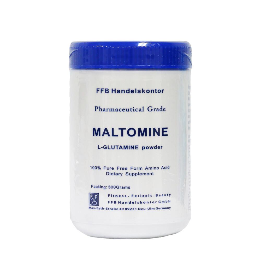富保樂高單位粉末 麩醯胺酸 500g (罐裝)