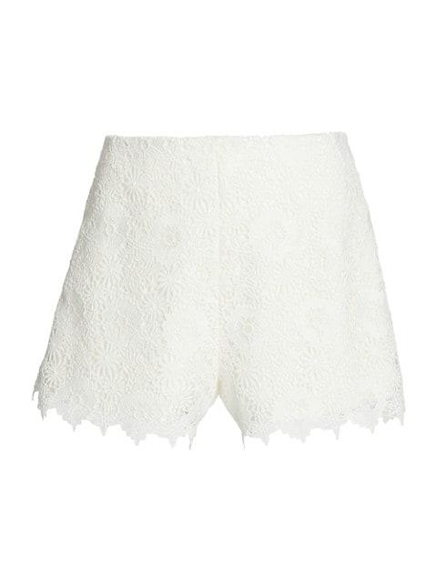 Scarlett Lace Shorts