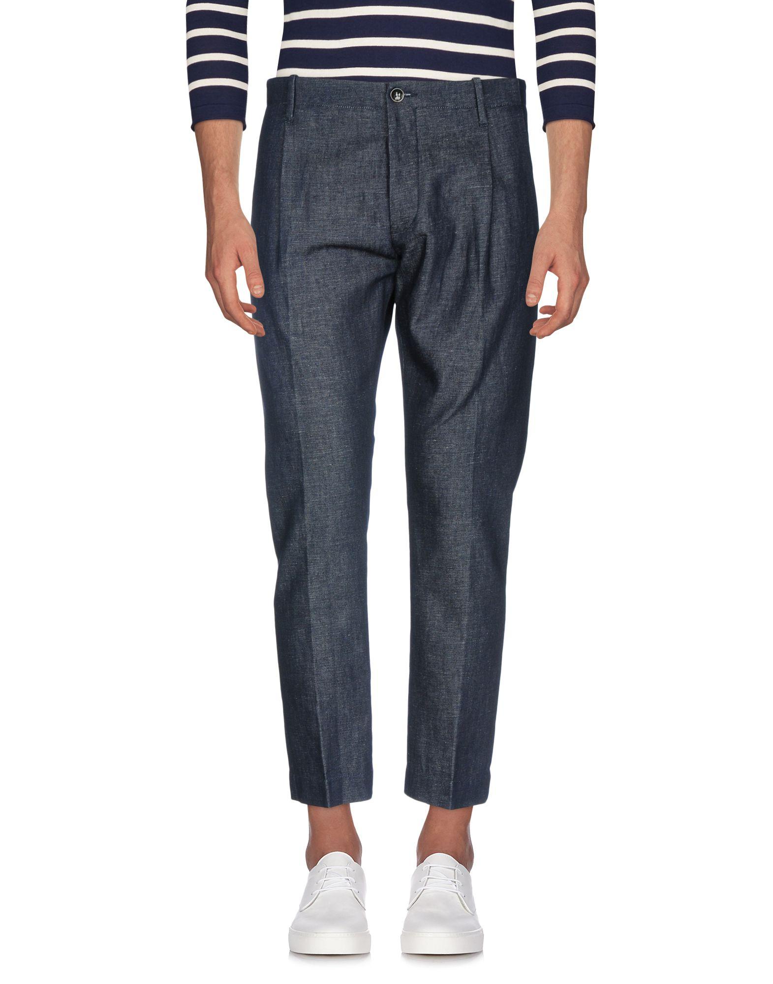 NINE: INTHE: MORNING Denim pants - Item 42661390