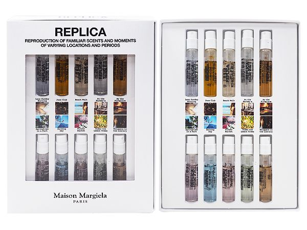 Maison Margiela~Replica記憶盒試管禮盒(2mlx10入)【DS000534】