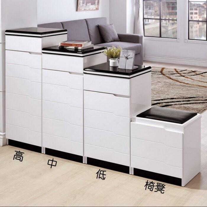 新精品ce-b362-01 威爾5.3尺雙面鞋櫃組(不含其他商品) 台北到高雄 滿三千搭配車趟免