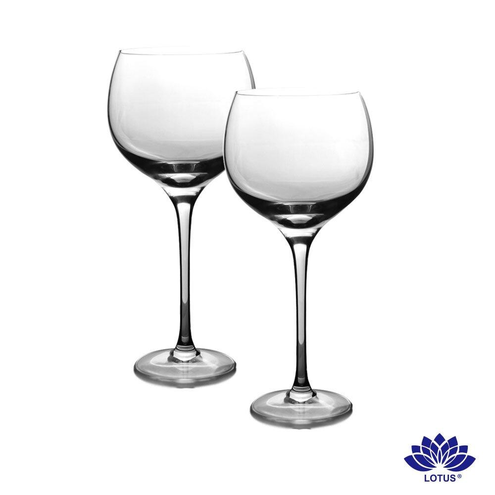 【LOTUS】格拉特紅酒杯(2入)