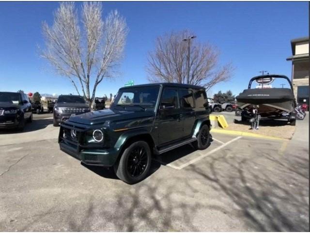 [訂金賣場] 2020 G 550 SUV