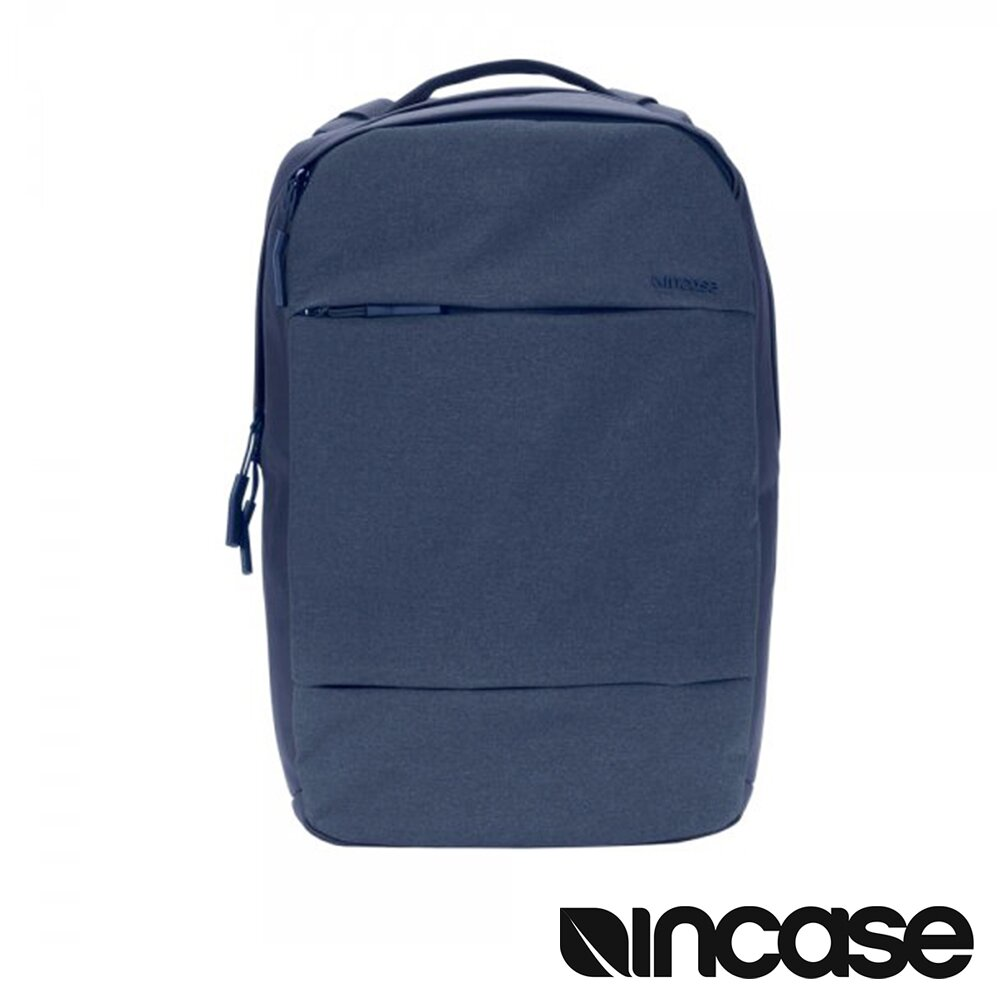 Incase City 15 吋城市雙層電腦後背包 - 海軍藍