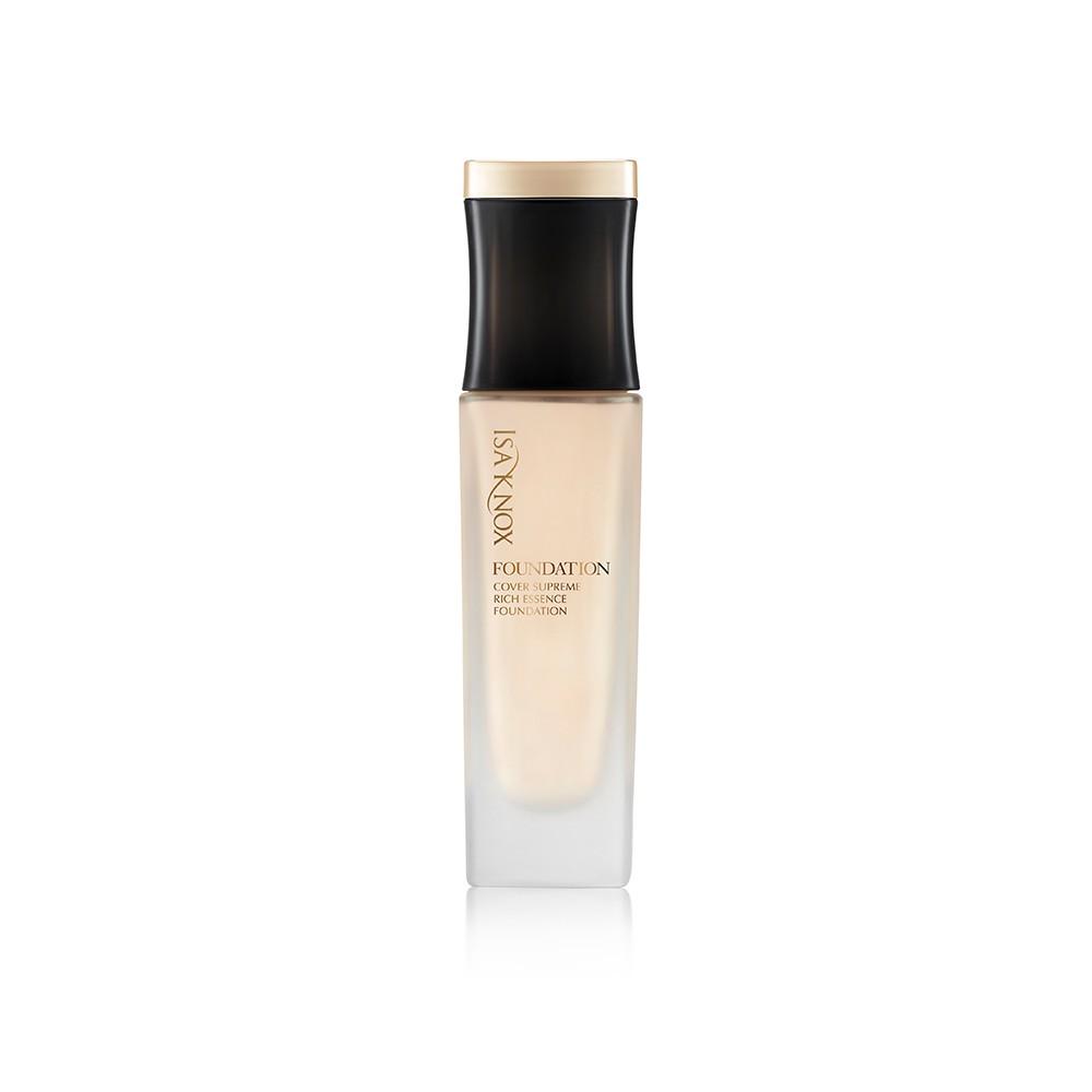 【ISA KNOX 伊莎諾絲】極緻無瑕絲滑粉底液40ml #21 #23 台南5顏6色香水化妝品保養品