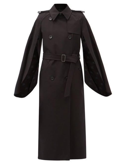 Max Mara - Eccelso Coat - Womens - Black