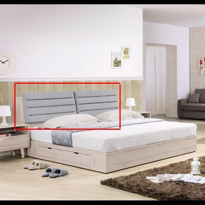 新精品ce-b77-02(c101) 珊蒂5尺床頭 (不含床底與其他商品) 台北到高雄滿五千搭配