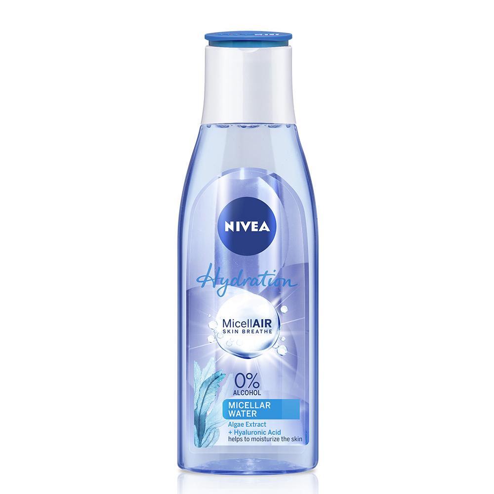 NIVEA妮維雅涵氧深層保濕卸妝水200ml 【康是美】
