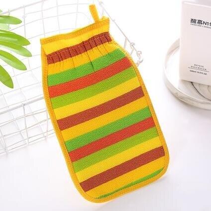 搓澡巾 韓國搓澡巾強力搓泥女士手套韓式版家用雙面磨砂優質洗澡巾男包郵