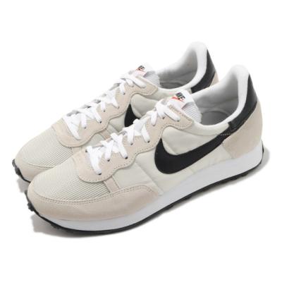Nike 休閒鞋 Challenger OG 運動 男鞋 復古鞋型 基本款 簡約 舒適 穿搭 米白 黑 CW7645003