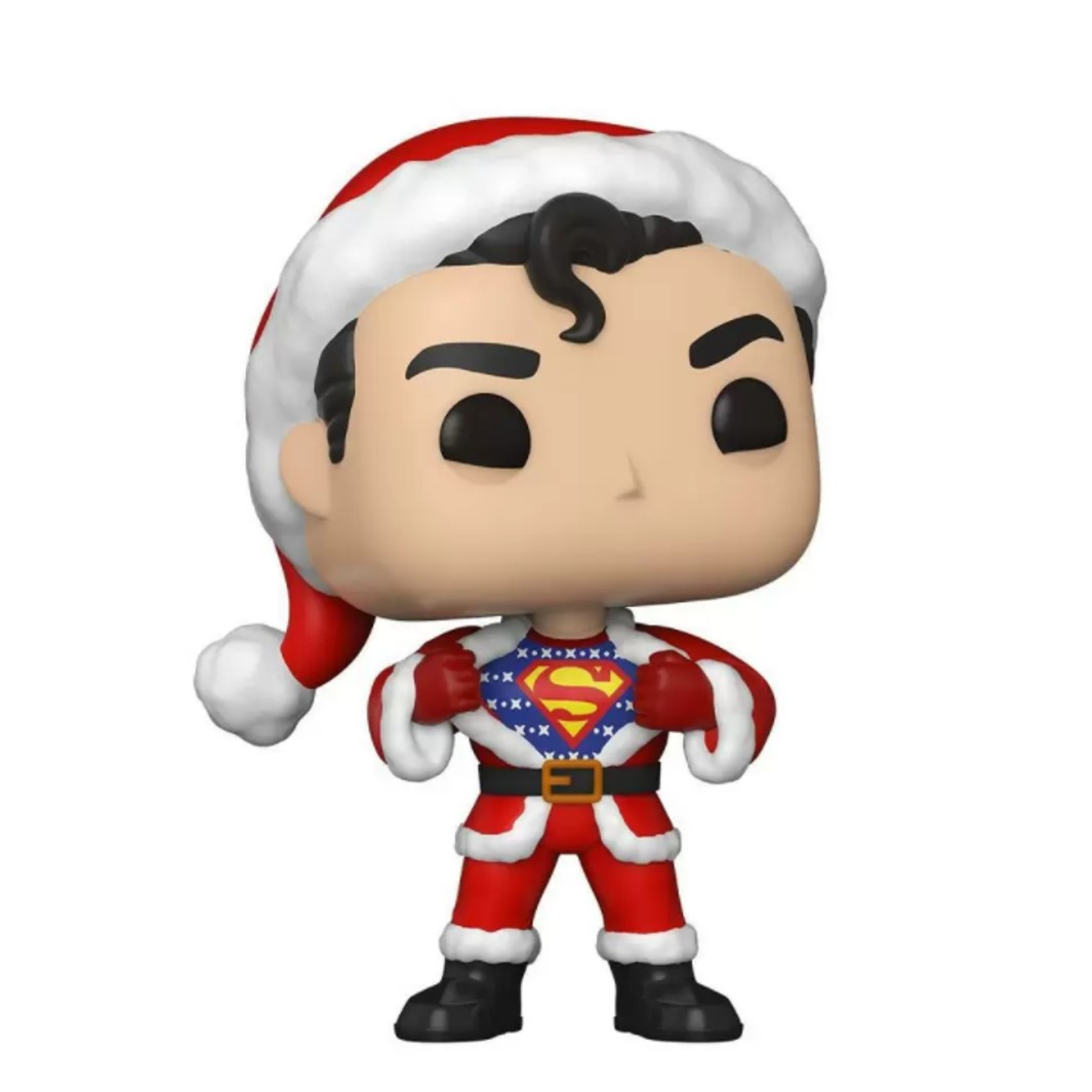 POP DC系列 聖誕節 超人 w/毛衣