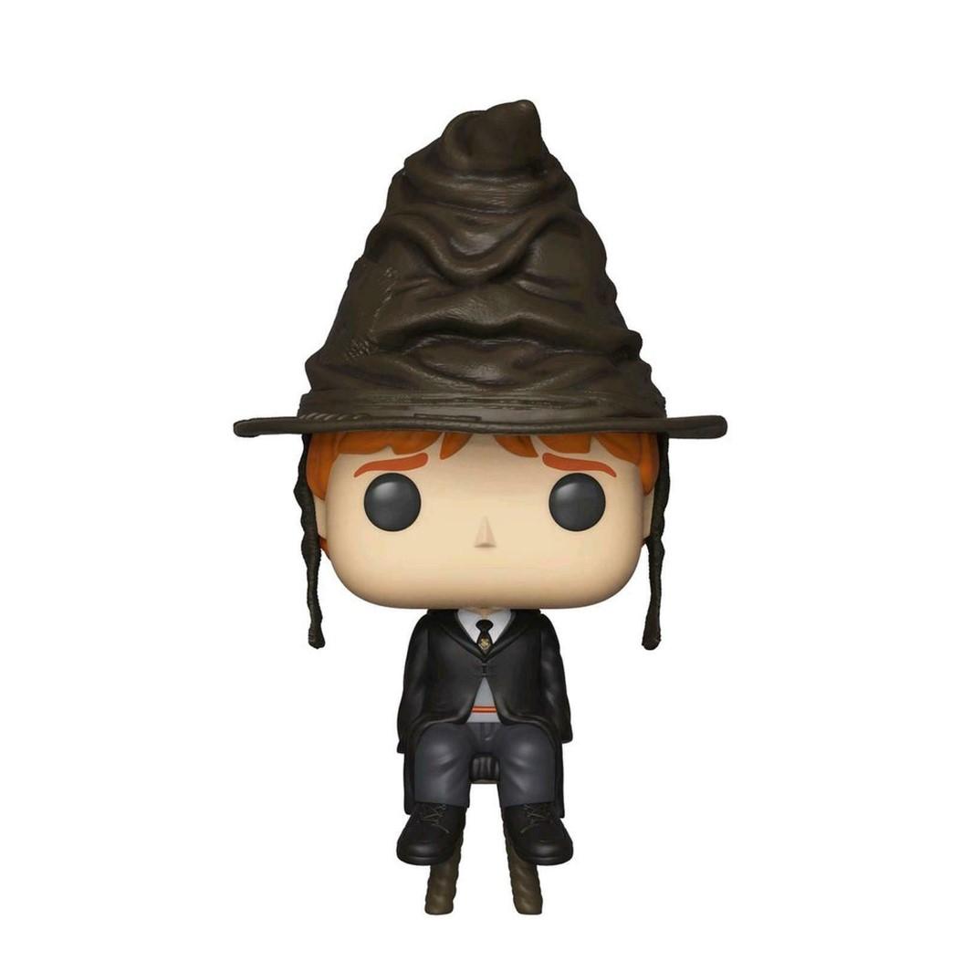 POP哈利波特 榮恩 w/分類帽