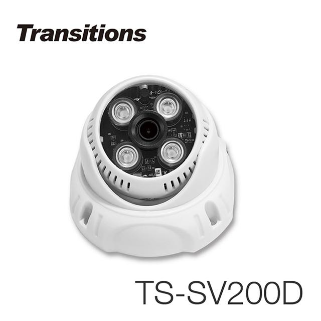全視線 TS-SV200D 四合一(TVI / AHD / CVI / CVBS) 日夜兩用型紅外線攝影機