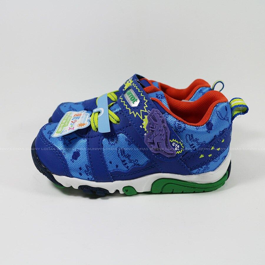 【領券最高折$430】MOONSTAR月星 機能童鞋 速乾運動鞋 2E寬楦 抗菌除臭 CRC22835藍 (C3)【陽光樂活】