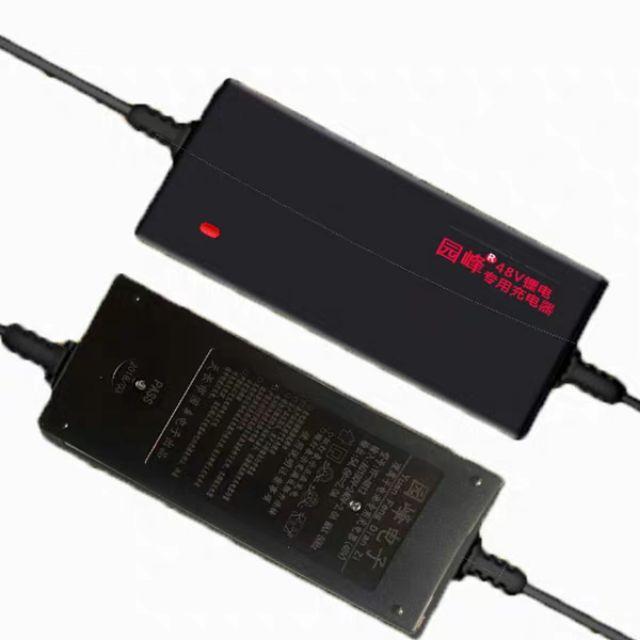 新店五折 鋰電池  充電器 2A  24V 36V 48V  品字頭  DC2.1  9MM航空頭