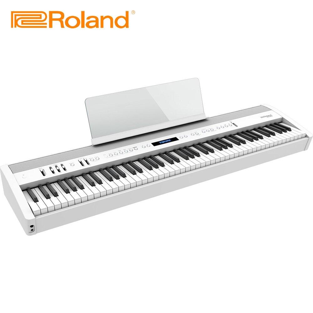 ROLAND FP-60X WH 數位電鋼琴 白色純主機款
